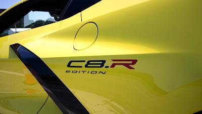2022 C8.R Corvette