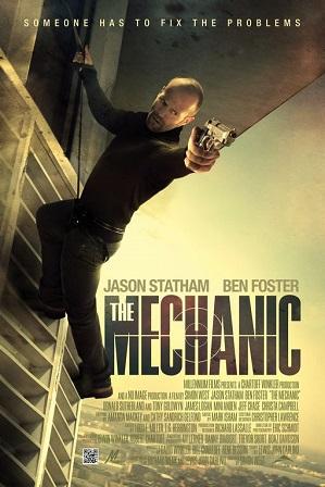 The Mechanic (2011) Full Hindi Dual Audio Movie Download 480p 720p Bluray