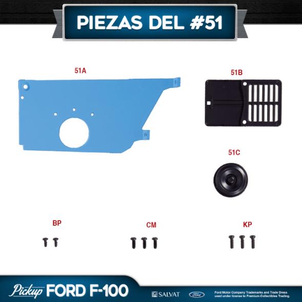Entrega 51 Ford F-100