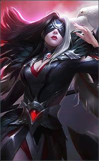 Pharsa Wings of Vengeance Heroes Mage of Skins V1