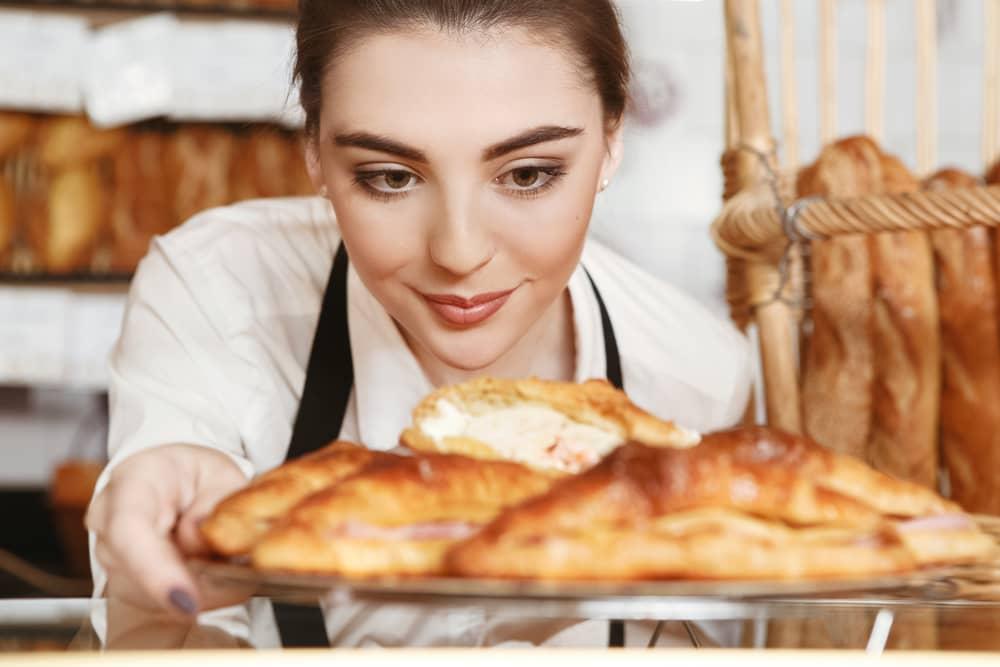 Bakery women