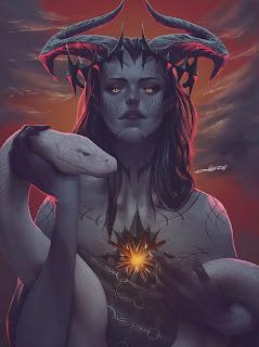 Lilith z Szatanem