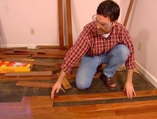 Mengenal Lantai Kayu Solid sebagai salah satu jenis parket