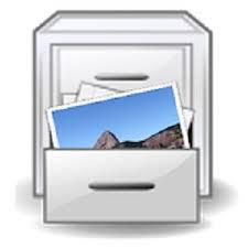 Picture manager permette di rinominare le foto nel formato che preferisci; giorno, mese, per evitare nomi di file duplicati.
