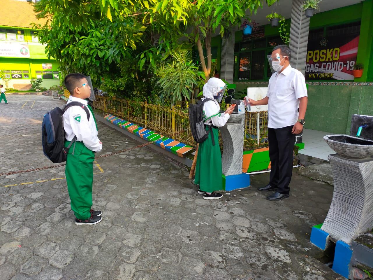 Resmi! Pembelajaran di RA/Madrasah Dilakukan 100% Daring