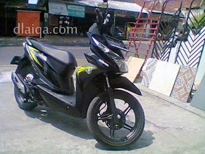 Nerobit (Honda New BeAT eSP CBS - K81)