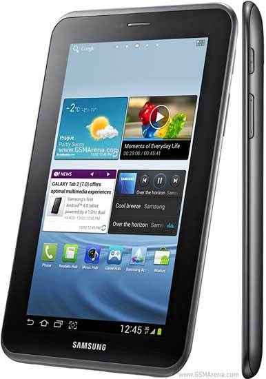 Disadvanatges of Samsung Galaxy Tab 2 7.0