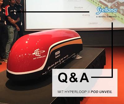 MIT Hyperloop II Pod