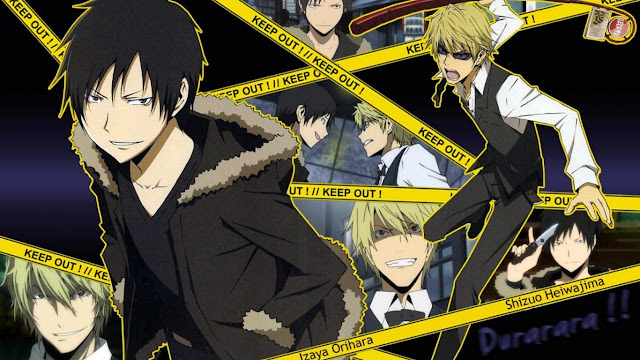 Durarara!! S2 Batch Subtitle Indonesia