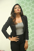 Actress Eesha Looks gorgeous in Blazer and T Shirt at Ami Tumi success meet ~  Exclusive 126.JPG