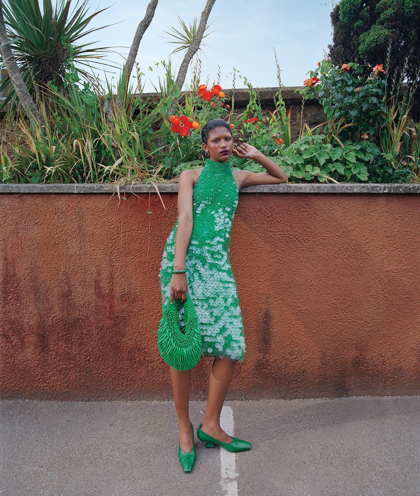 SMILE:Shivaruby in WSJ. Magazine Fall 2021 by Nadine Ijwere