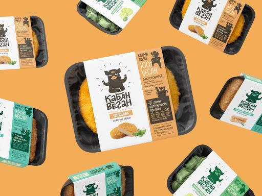 Kaban Vegan Convenience Foods