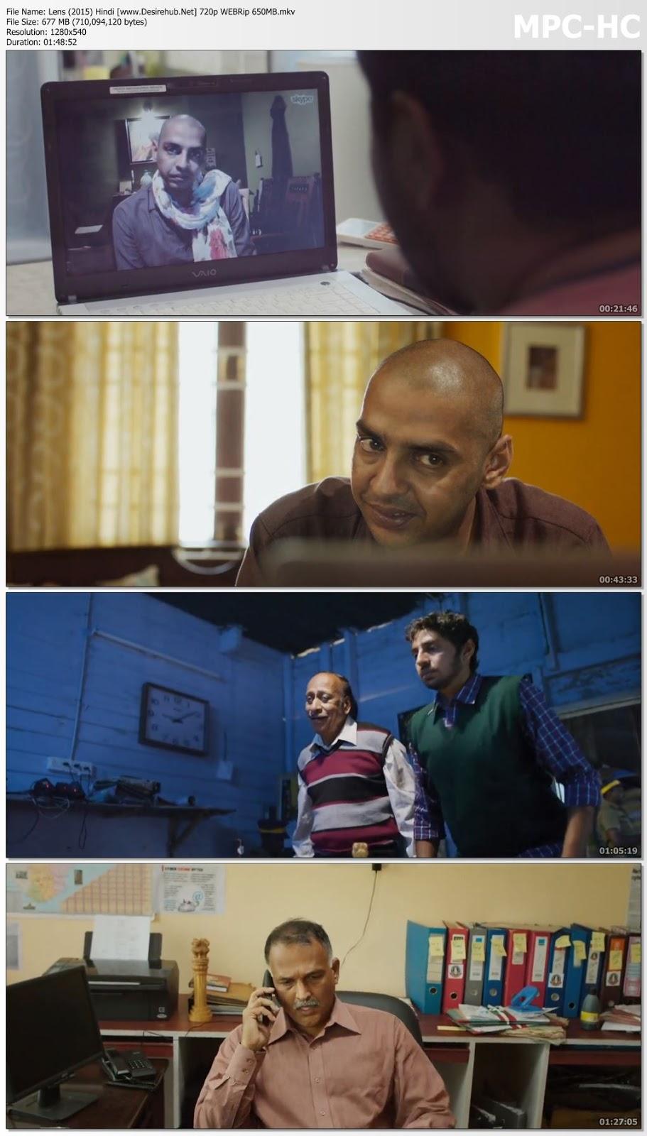 Lens 2016 Tamil 720p WEB-HD 650MB Desirehub