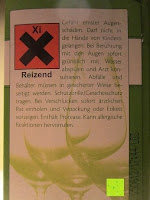 Warnung: GrüNatur Gesundheitsapotheke - PuroFix Öko Geschirr-Reinigungs-Tabs