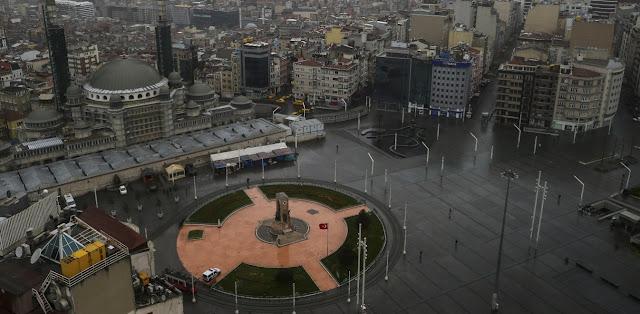 Τουρκία: Η κυβέρνηση ζητάει λεφτά κατά του κορονοϊού μέσω sms