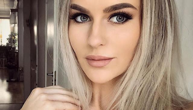Мужчины Скандинавии назвали фигуру этой девушки «Идеальной»