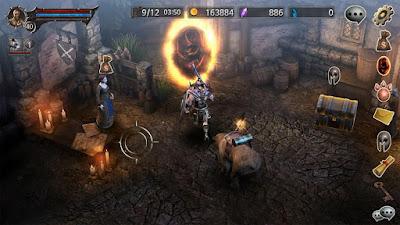 Game Blood Warrior v1.4.3 Apk+Mod (Unlimited Money) Terbaru