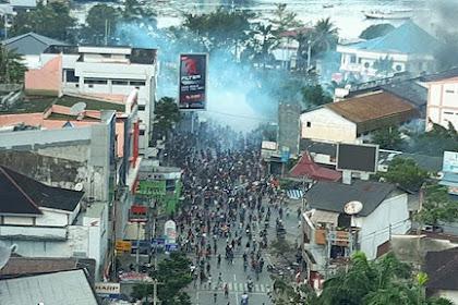 Kominfo Sebut Massa di Jayapura Marah Gegara Internet Diblokir