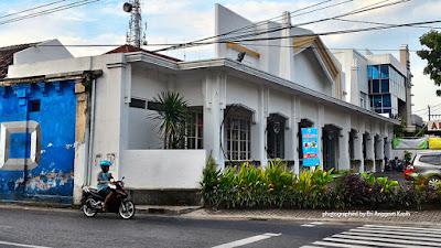 Cafe Oey Malang.