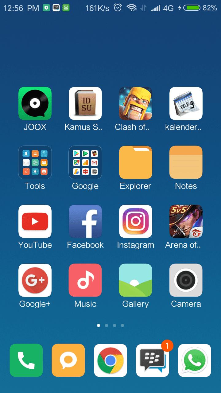 Cara Update MIUI 9 Xiaomi Redmi 3 Pro