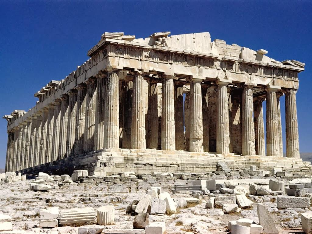 Partenon em Atenas | Grécia
