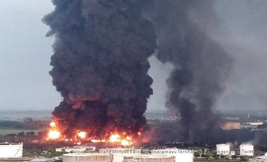 Bukan Kali Ini Saja, Berikut Deretan Insiden Terbakarnya Kilang Pertamina