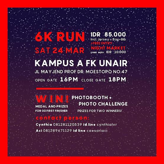 Frightmare Run 6K 2018