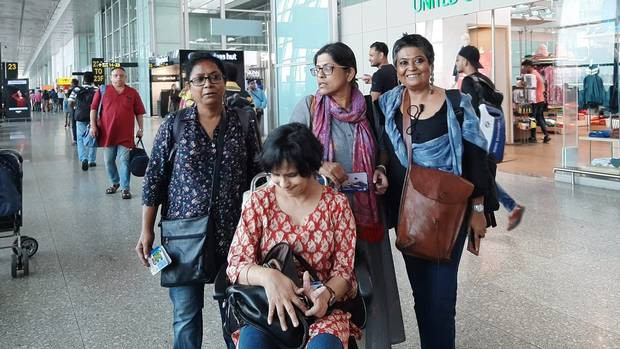 Disabled guests accuse airport security staff of causing difficulties