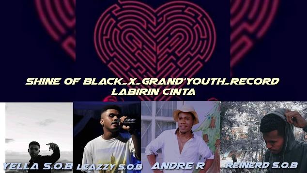 Lirik Lagu Labirin Cinta - Shine of Black x GYR