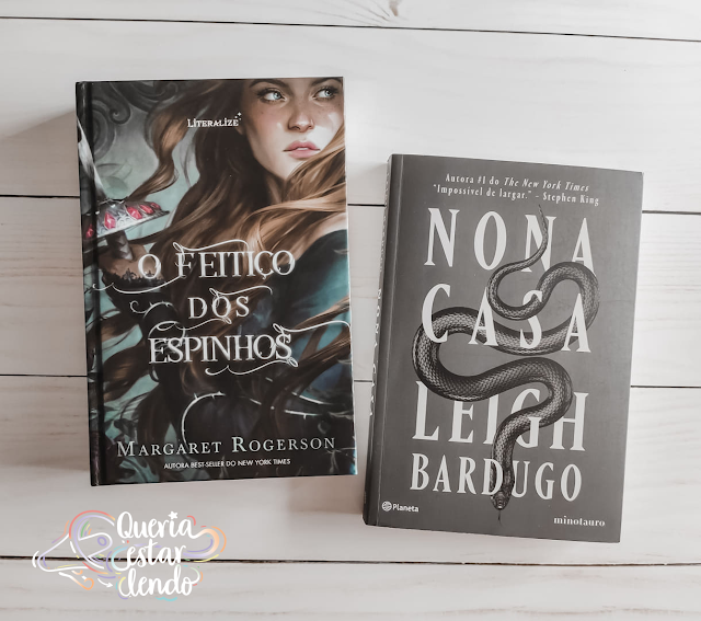 Bookhaul pós-Trouxa Day