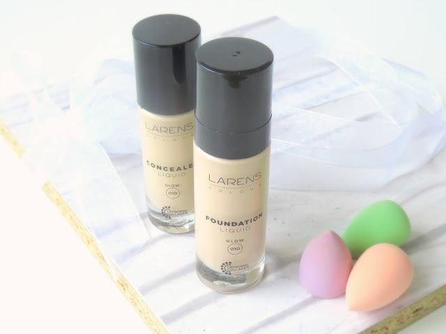 LARENS Colour dekorativna kozmetika recenzie