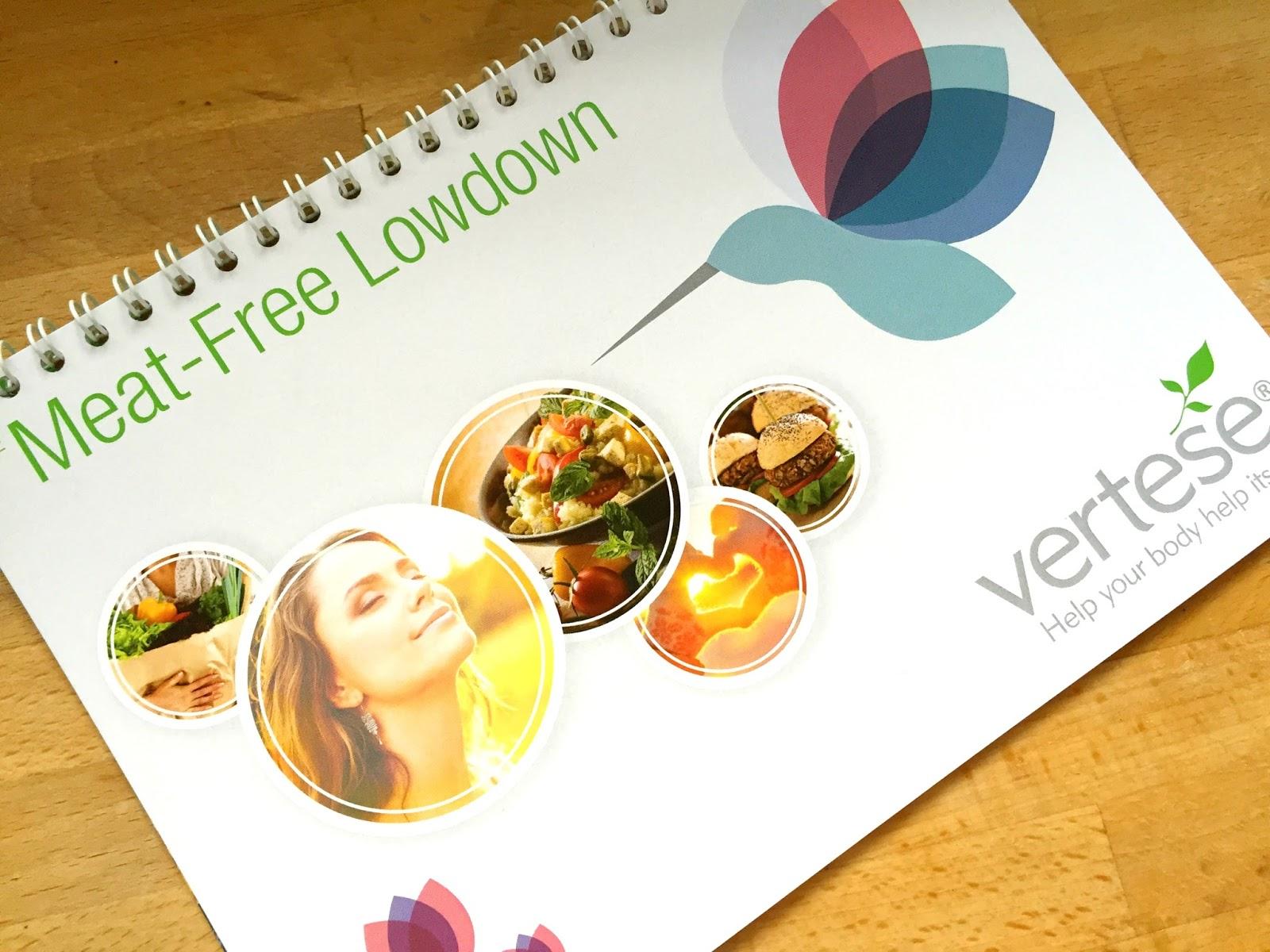 Vertese vegan supplements