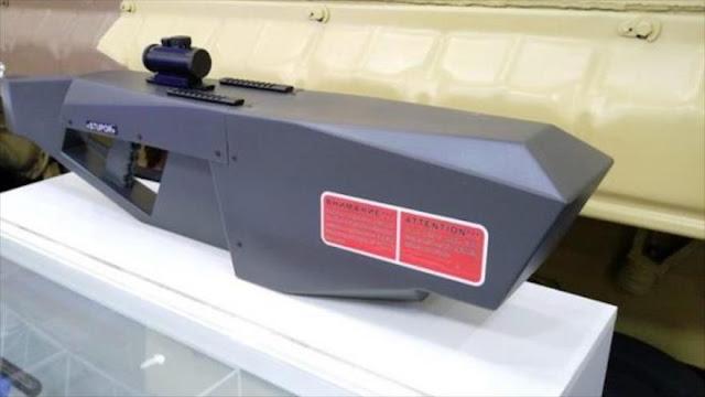 Rusia probó un arma electromagnética para cazar drones en Siria