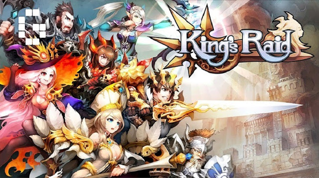 Download Kings of Raids MOD APK Android Game