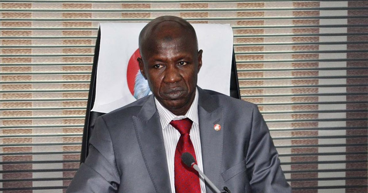 DSS Reportedly Arrests EFCC Chairman Ibrahim Magu For Owning Properties He Cannot Explain...