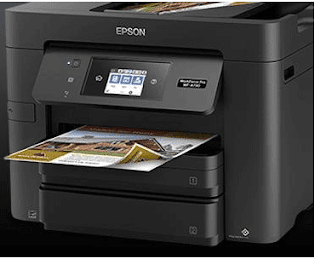 Download EPSON WorkForce Pro WF-4730 Driver