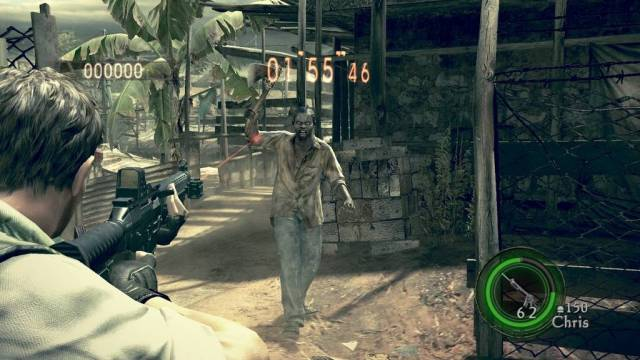 Resident Evil 5 PC Download Gameplay