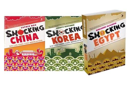 Shocking book Dari Tiga Negara Ini