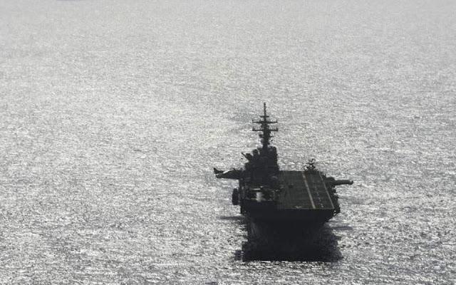 Η κρίση στον Περσικό Κόλπο