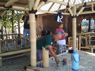 Catatan Perjalanan Jogja - Lombok Naik Truck Tronton