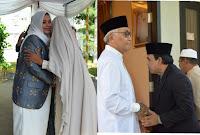 Usai Sholat Idul Fitri, Bupati dan Wakil Bupati  Bima Gelar Open House