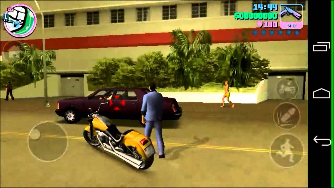 gta vice city lite game download android