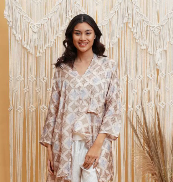 Tips Memilih Batik Yang Keren Dan Modern