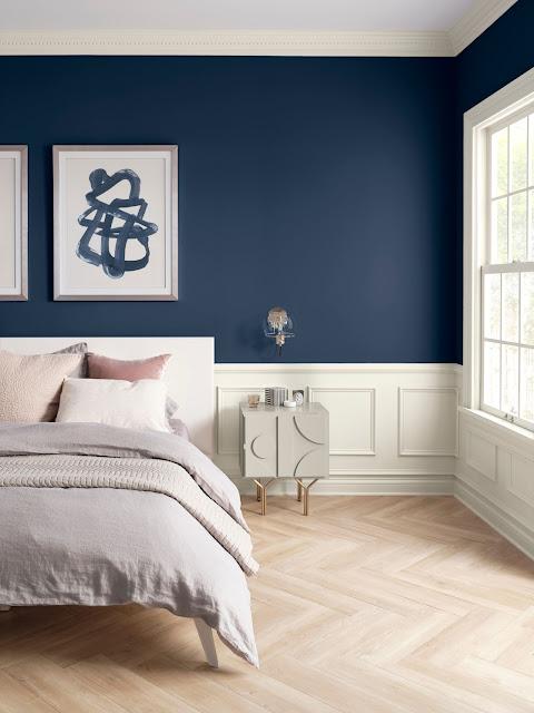 quarto-azul-naval-decoração