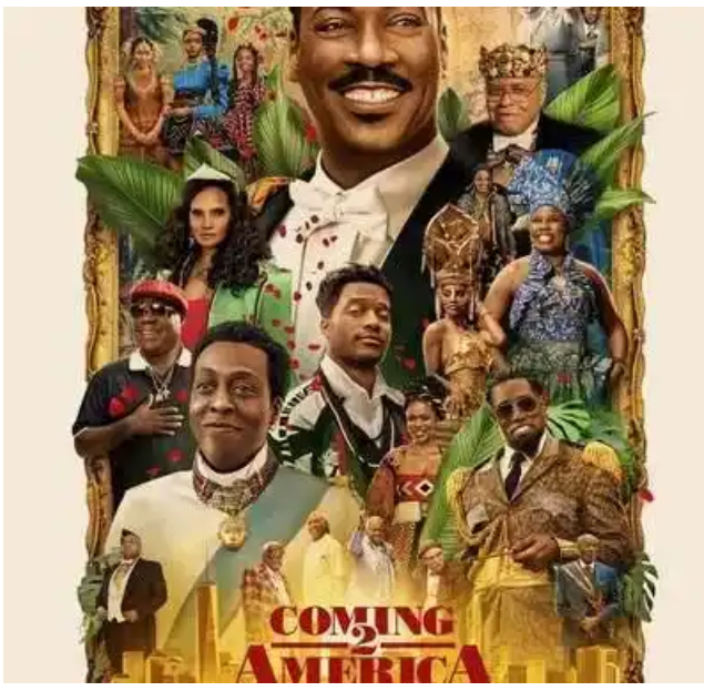 Download Movie : Coming 2 America (2021)