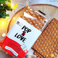 crackers pop & love Degusta Box Février 2020