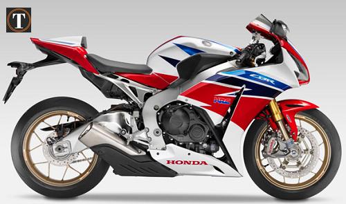 Harga Honda CBR1000RR SP