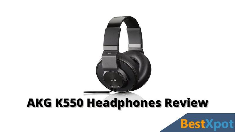 AKG% K550 Headphones Review