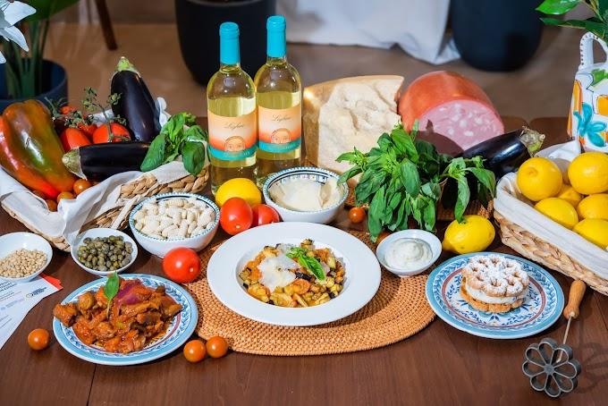 Sicilia protagonista de la última Semana Gastronómica Regional Italiana en Madrid