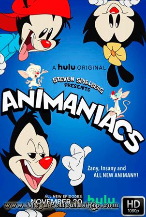 Animaniacs Temporada 1 [1080p] [Latino-Ingles] [MEGA]